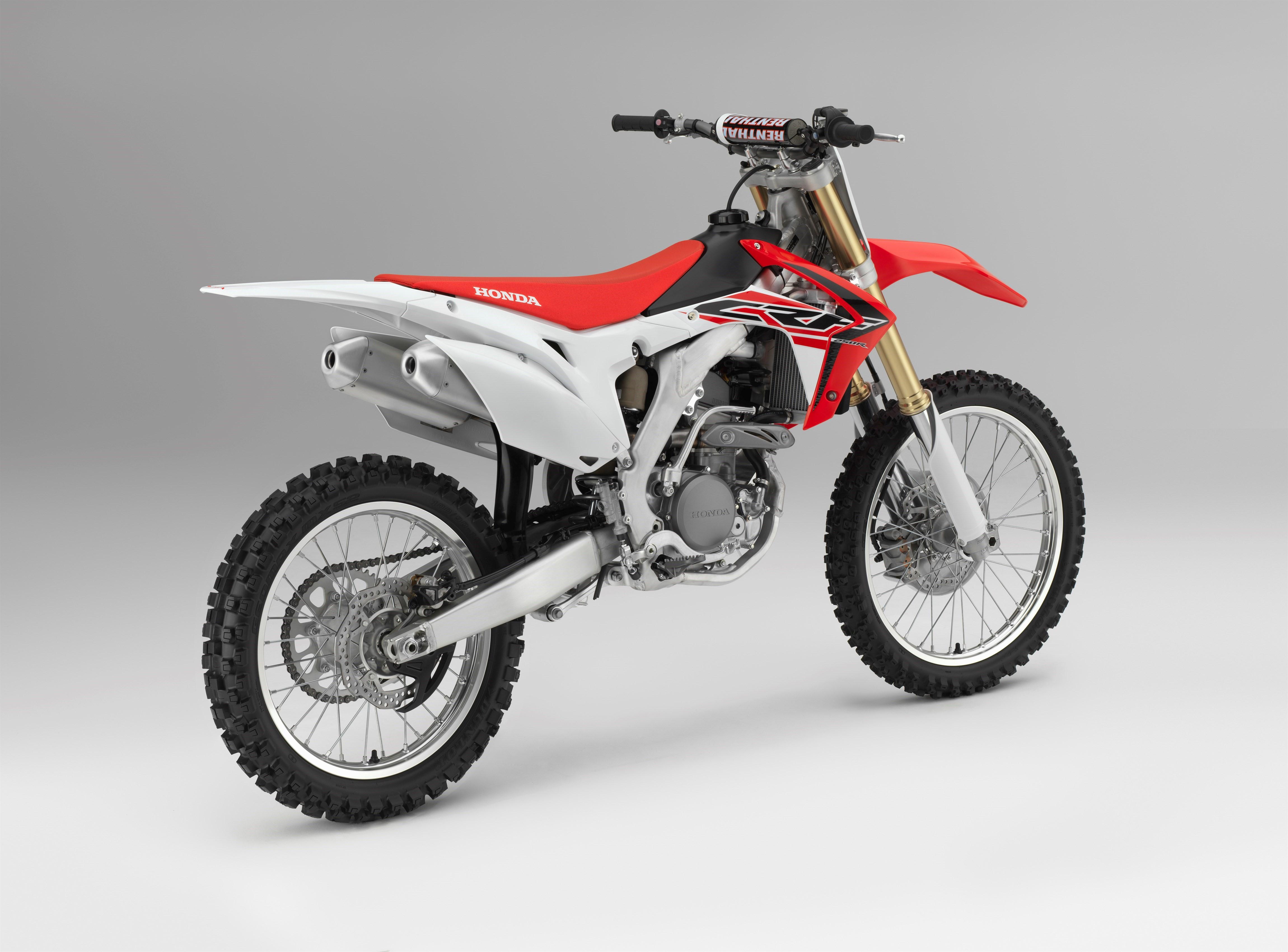 Плохо заводится кроссовый мотоцикл HONDA CRF250R